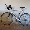 Bikes : I sold my car when I moved to Ithaca, NY and use primarily use these bikes to get around. I also use the TCAT buses around the county for many of my non-commuting trips. We use Kathy's car about 1-2 times a week for groceries and events, as well as the occasional longer trips.