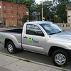 Ithaca Carshare Truck : 